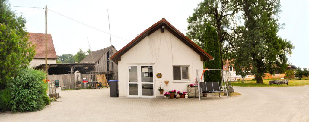 Der Hofladen von Fischzucht Berger in Kissing